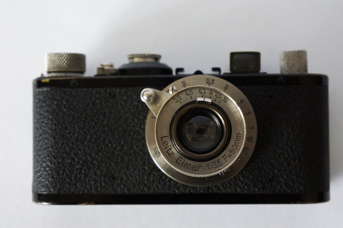 Leica Standard from 1932 - front view