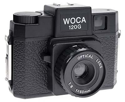 camera Woca 120G