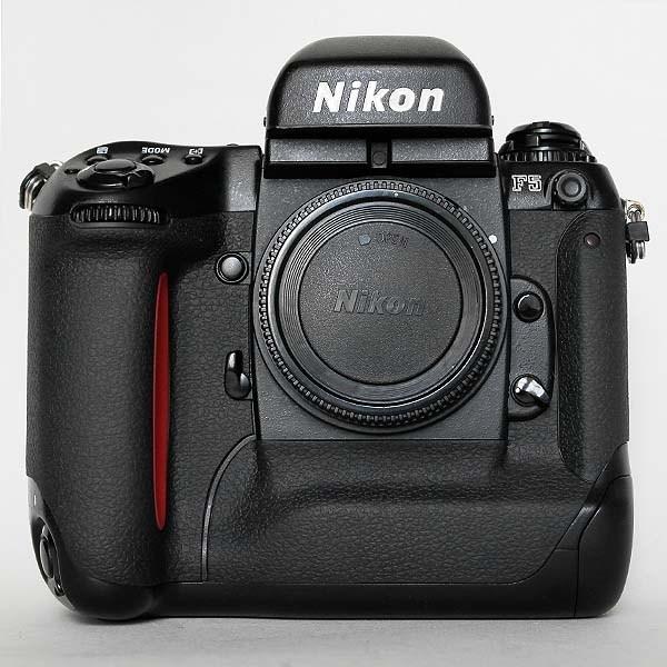 Nikon F5 camera body