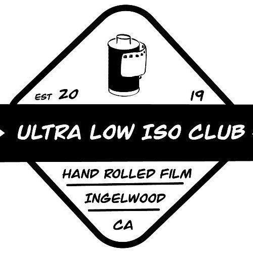 logo Ultra Low ISO Club